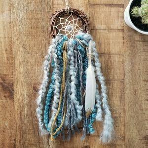 Gold Feather Mini 💫 Specialty Mini Dream Catcher